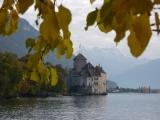 Шильонский замок, октябрь